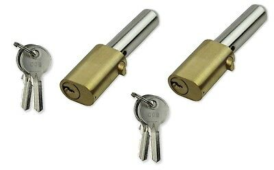 Roller Shutter Bullet Locks Oval